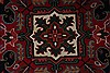 Karajeh Red Hand Knotted 211 X 410  Area Rug 250-27645 Thumb 3