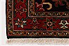 Karajeh Red Hand Knotted 211 X 410  Area Rug 250-27645 Thumb 4
