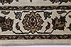 Kashmar Beige Hand Knotted 31 X 51  Area Rug 250-27646 Thumb 1