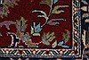 Sarouk Blue Hand Knotted 30 X 411  Area Rug 250-27647 Thumb 12