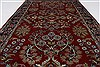 Sarouk Blue Hand Knotted 30 X 411  Area Rug 250-27647 Thumb 4