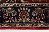 Sarouk Blue Hand Knotted 30 X 411  Area Rug 250-27647 Thumb 5
