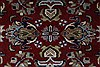 Sarouk Blue Hand Knotted 30 X 411  Area Rug 250-27647 Thumb 6