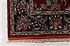 Sarouk Blue Hand Knotted 30 X 411  Area Rug 250-27647 Thumb 7
