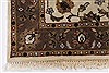 Kashmar Beige Hand Knotted 210 X 411  Area Rug 250-27648 Thumb 5