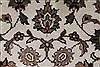 Kashmar Beige Hand Knotted 210 X 411  Area Rug 250-27648 Thumb 7