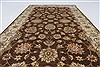 Kashmar Beige Hand Knotted 211 X 53  Area Rug 250-27651 Thumb 3
