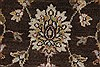 Kashmar Beige Hand Knotted 211 X 53  Area Rug 250-27651 Thumb 8