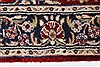 Sarouk Blue Hand Knotted 211 X 411  Area Rug 250-27652 Thumb 4