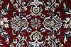 Sarouk Blue Hand Knotted 211 X 411  Area Rug 250-27652 Thumb 5