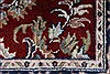 Sarouk Blue Hand Knotted 211 X 411  Area Rug 250-27652 Thumb 9