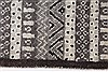 Gabbeh Grey Hand Knotted 30 X 50  Area Rug 250-27666 Thumb 2