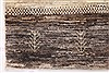 Gabbeh Beige Hand Knotted 36 X 51  Area Rug 250-27668 Thumb 6