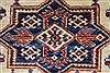 Kazak Blue Hand Knotted 33 X 48  Area Rug 250-27680 Thumb 4
