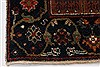 Bakhtiar Multicolor Hand Knotted 31 X 54  Area Rug 250-27714 Thumb 6