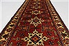 Turkman Beige Runner Hand Knotted 210 X 99  Area Rug 250-27740 Thumb 3