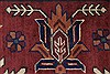 Turkman Beige Runner Hand Knotted 210 X 99  Area Rug 250-27740 Thumb 8