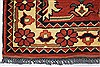 Turkman Beige Runner Hand Knotted 210 X 99  Area Rug 250-27742 Thumb 3