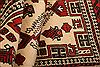 Baluch Red Hand Knotted 31 X 59  Area Rug 253-27778 Thumb 2