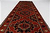 Kazak Red Runner Hand Knotted 211 X 99  Area Rug 250-27784 Thumb 2