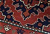 Kazak Red Runner Hand Knotted 211 X 99  Area Rug 250-27784 Thumb 8