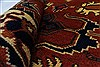 Kazak Red Runner Hand Knotted 31 X 911  Area Rug 250-27788 Thumb 2
