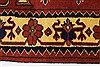 Kazak Red Runner Hand Knotted 31 X 911  Area Rug 250-27788 Thumb 6