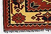 Kazak Red Runner Hand Knotted 31 X 911  Area Rug 250-27788 Thumb 8