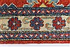 Kazak Red Runner Hand Knotted 211 X 106  Area Rug 250-27794 Thumb 3