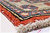 Kazak Red Runner Hand Knotted 211 X 106  Area Rug 250-27794 Thumb 6