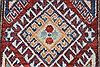 Kazak Red Runner Hand Knotted 26 X 105  Area Rug 250-27799 Thumb 4