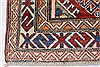 Kazak Red Runner Hand Knotted 26 X 105  Area Rug 250-27799 Thumb 5