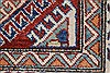 Kazak Red Runner Hand Knotted 26 X 105  Area Rug 250-27799 Thumb 7