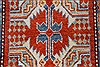 Kazak Blue Runner Hand Knotted 28 X 101  Area Rug 250-27800 Thumb 3