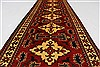 Turkman Beige Runner Hand Knotted 210 X 910  Area Rug 250-27802 Thumb 1