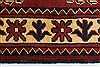 Turkman Beige Runner Hand Knotted 210 X 910  Area Rug 250-27802 Thumb 2