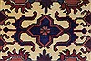 Turkman Brown Runner Hand Knotted 28 X 105  Area Rug 250-27803 Thumb 4