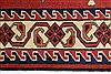 Turkman Blue Runner Hand Knotted 29 X 94  Area Rug 250-27805 Thumb 10