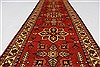 Turkman Blue Runner Hand Knotted 29 X 94  Area Rug 250-27805 Thumb 9