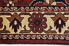 Turkman Blue Runner Hand Knotted 29 X 99  Area Rug 250-27821 Thumb 3