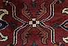 Turkman Blue Runner Hand Knotted 29 X 99  Area Rug 250-27821 Thumb 4