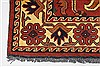 Turkman Blue Runner Hand Knotted 29 X 99  Area Rug 250-27821 Thumb 6