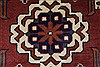 Kazak Red Runner Hand Knotted 210 X 92  Area Rug 250-27838 Thumb 3