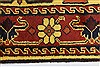 Turkman Brown Runner Hand Knotted 28 X 105  Area Rug 250-27843 Thumb 1