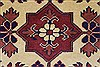Turkman Brown Runner Hand Knotted 28 X 105  Area Rug 250-27843 Thumb 2