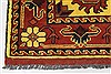 Turkman Brown Runner Hand Knotted 28 X 105  Area Rug 250-27843 Thumb 4