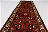 Turkman Blue Runner Hand Knotted 29 X 91  Area Rug 250-27845 Thumb 2