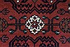 Turkman Blue Runner Hand Knotted 29 X 91  Area Rug 250-27845 Thumb 5