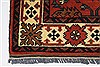Turkman Blue Runner Hand Knotted 29 X 91  Area Rug 250-27845 Thumb 6