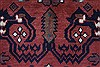 Turkman Blue Runner Hand Knotted 29 X 91  Area Rug 250-27845 Thumb 8
